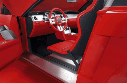 2004 Ford Mustang convertible concept 12