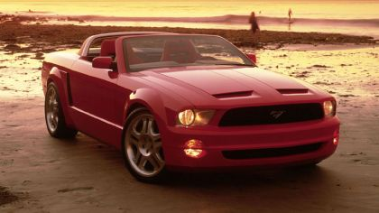 2004 Ford Mustang convertible concept 8