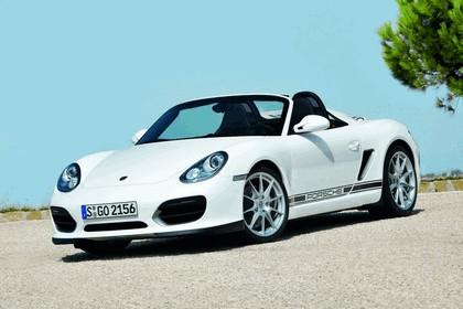 2010 Porsche Boxster ( 987 ) spyder 1