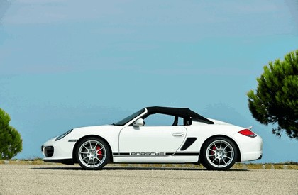 2010 Porsche Boxster ( 987 ) spyder 3