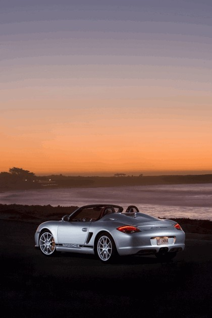 2010 Porsche Boxster ( 987 ) spyder 8