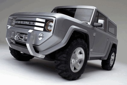 2004 Ford Bronco concept 2