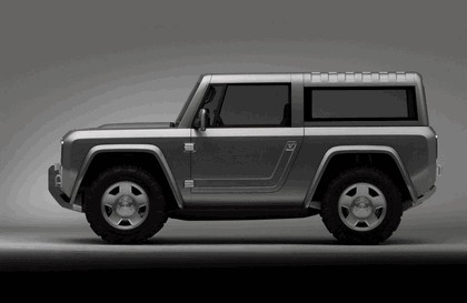 2004 Ford Bronco concept 6