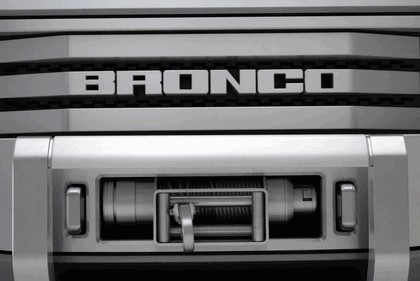 2004 Ford Bronco concept 8