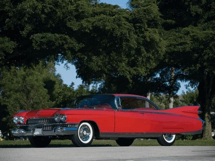 1959 Cadillac Eldorado Seville 1