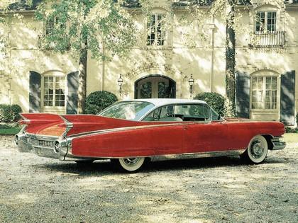 1959 Cadillac Eldorado Seville 3