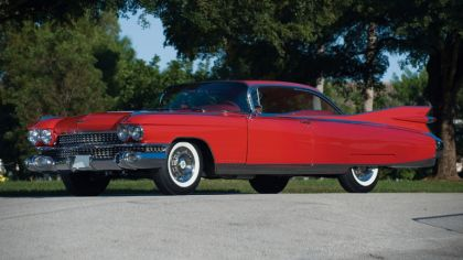 1959 Cadillac Eldorado Seville 7