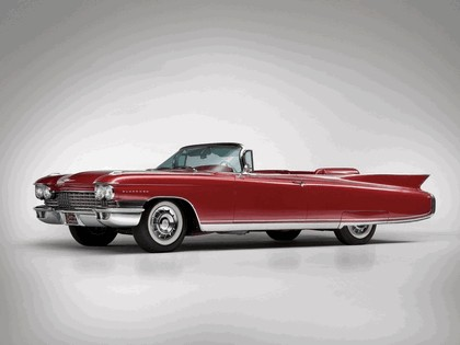 1960 Cadillac Eldorado Biarritz 1