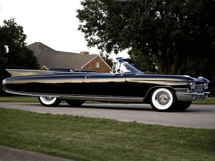 1960 Cadillac Eldorado Biarritz 11