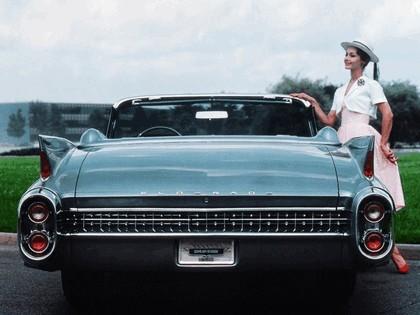 1960 Cadillac Eldorado Biarritz 16