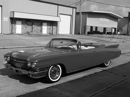 1960 Cadillac Eldorado Biarritz 17