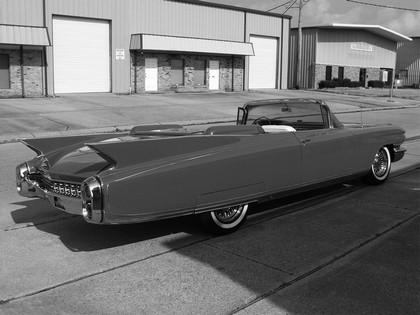 1960 Cadillac Eldorado Biarritz 18