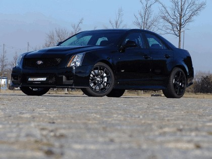 2009 Cadillac CTS-V by GeigerCars 1