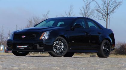 2009 Cadillac CTS-V by GeigerCars 8