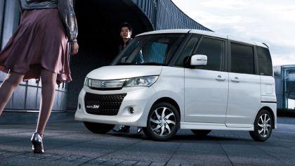 2009 Suzuki Palette SW 1