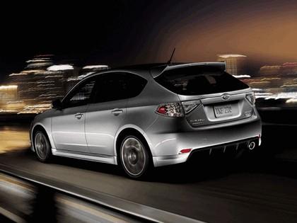 2010 Subaru Impreza WRX Limited Edition - USA version 2