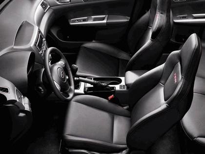 2010 Subaru Impreza WRX Limited Edition - USA version 3