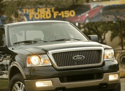 2004 Ford F-150 11