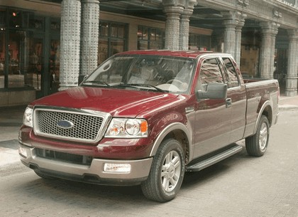 2004 Ford F-150 14