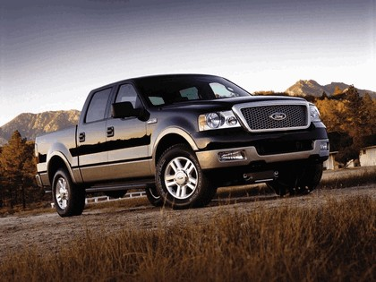 2004 Ford F-150 18