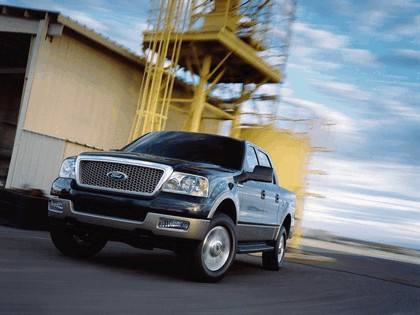 2004 Ford F-150 22