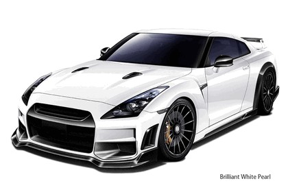 2010 Nissan GT-R R35 Sport Package by Tommy Kaira 1