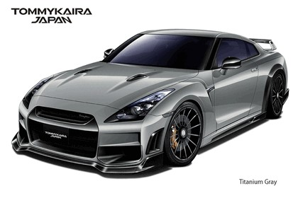 2010 Nissan GT-R R35 Sport Package by Tommy Kaira 5