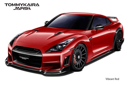 2010 Nissan GT-R R35 Sport Package by Tommy Kaira 6