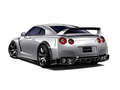 2010 Nissan GT-R R35 Sport Package by Tommy Kaira 8