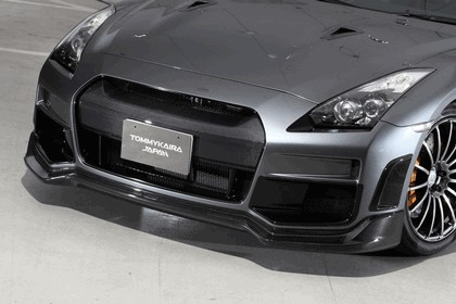 2010 Nissan GT-R R35 Sport Package by Tommy Kaira 11