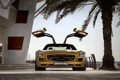 2010 Mercedes-Benz SLS Desert Gold 3