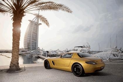 2010 Mercedes-Benz SLS Desert Gold 4