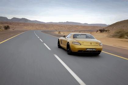 2010 Mercedes-Benz SLS Desert Gold 9