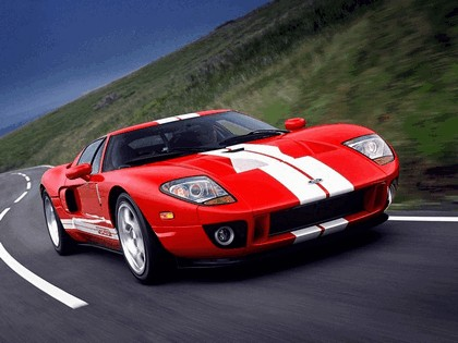 2004 Ford GT40 3