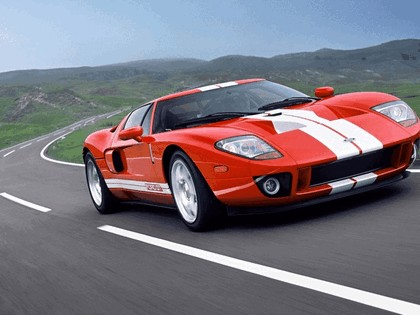 2004 Ford GT40 4