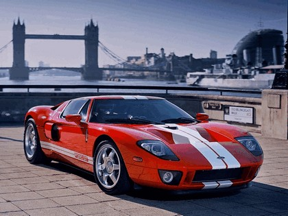 2004 Ford GT40 7