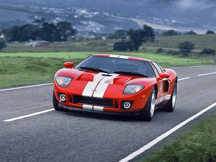 2004 Ford GT40 8