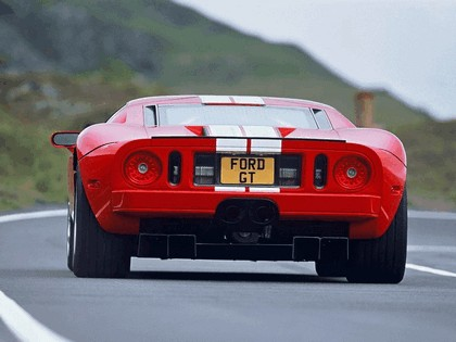 2004 Ford GT40 10