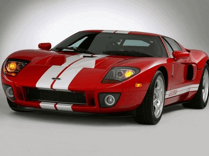 2004 Ford GT40 11