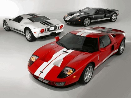 2004 Ford GT40 12