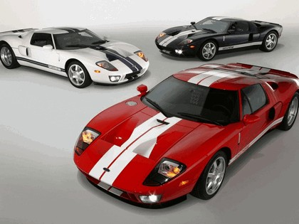2004 Ford GT40 13