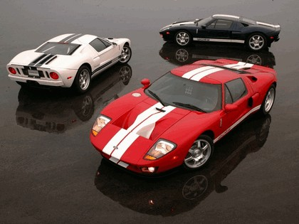 2004 Ford GT40 14