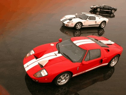 2004 Ford GT40 15