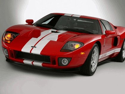 2004 Ford GT40 16