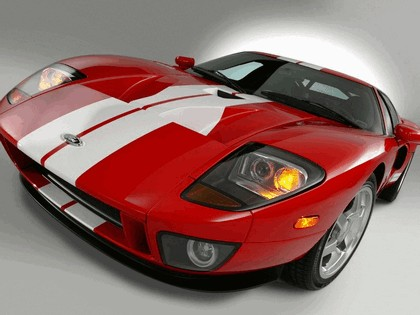 2004 Ford GT40 17