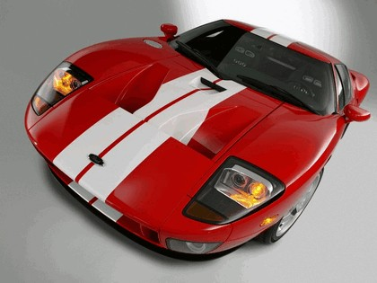 2004 Ford GT40 18
