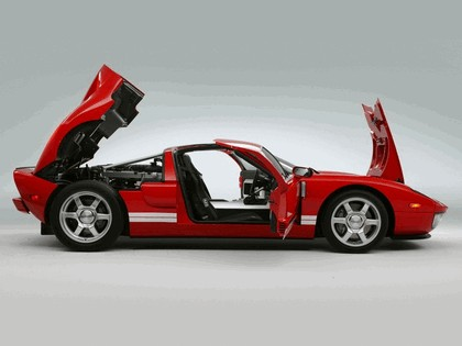 2004 Ford GT40 22