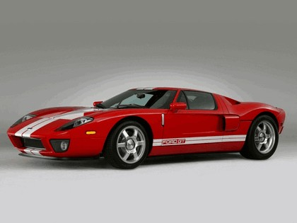 2004 Ford GT40 25