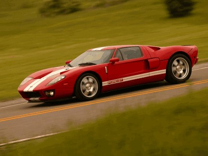 2004 Ford GT40 26