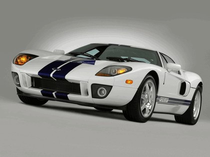 2004 Ford GT40 27